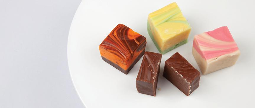 Gourmet Fudge Company delicious fudge